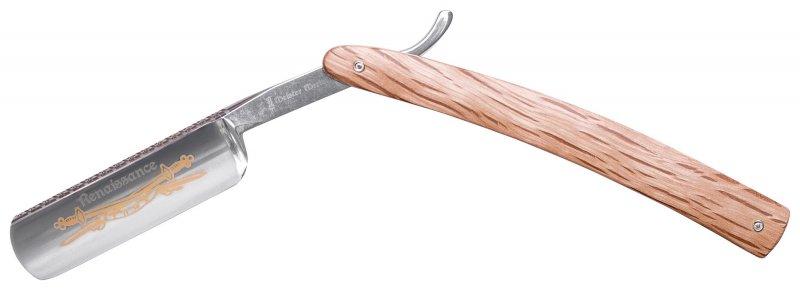 Rasiermesser DOVO Solingen 1885 680 N - Spanische Eiche