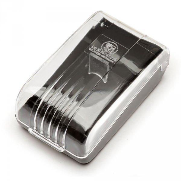 Box für Rasiermesser MERKUR Solingen 1