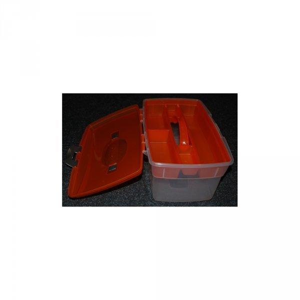 Kunststoffbox mit Einsatz - größer 2