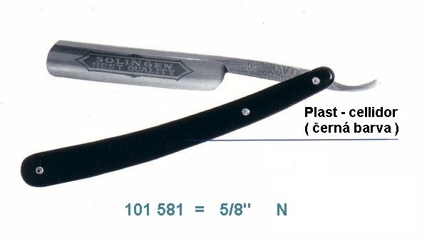 Rasiermesser DOVO Solingen - 101 581 N. 5