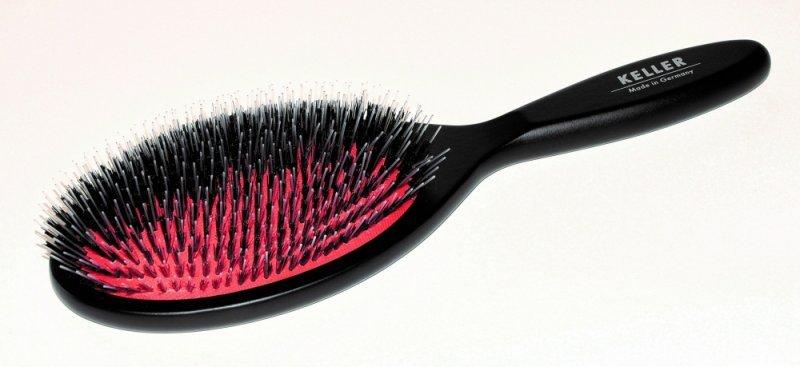Haarbürste KELLER - EXKLUSIV 124 06 80 1
