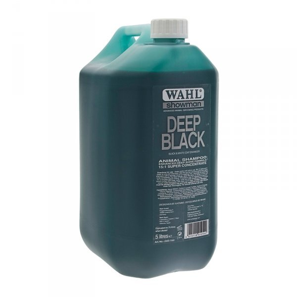 WAHL Deep Black Shampoo 2999-7560