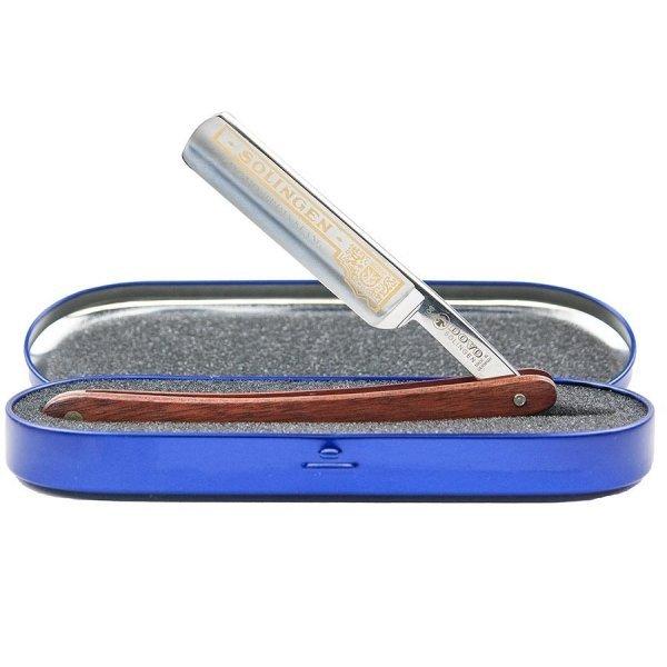 Rasiermesser DOVO Solingen 106 5831 N - rotes Holz 4