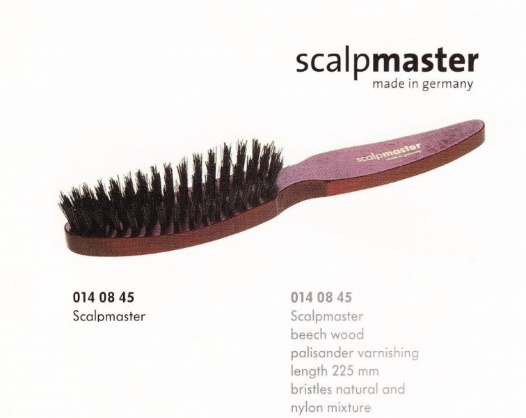 KELLER 014 08 45 ScalpMaster Haarbürste 2