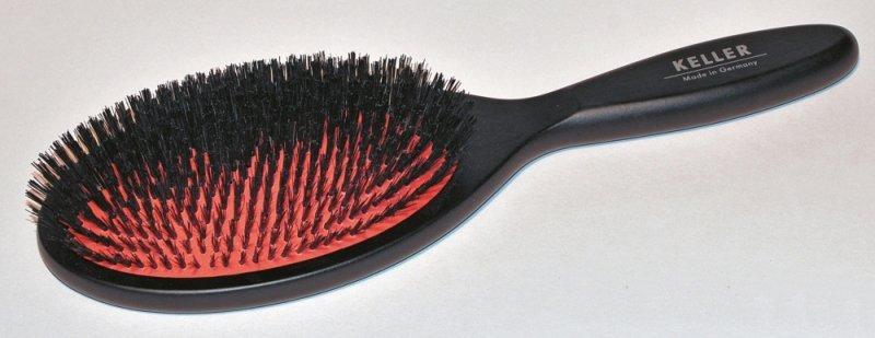 Haarbürste KELLER - EXKLUSIV 124 06 40 1