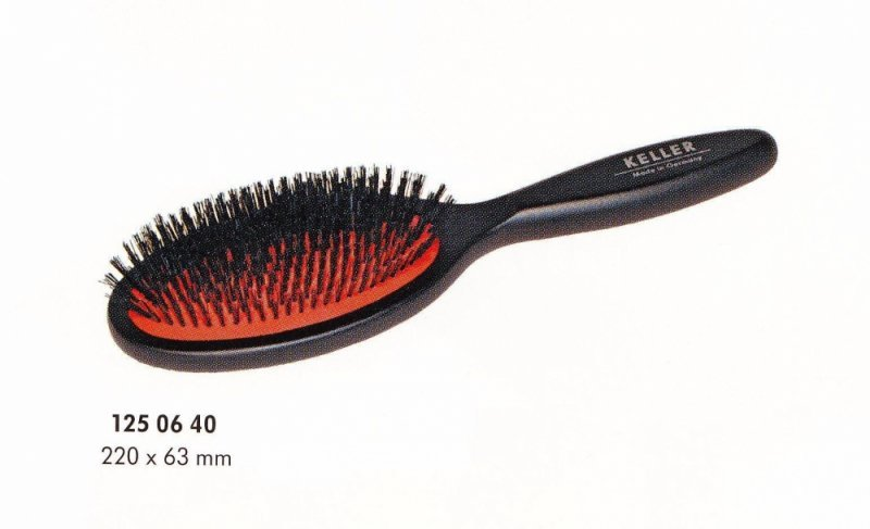 Haarbürste KELLER - EXKLUSIV 125 06 40