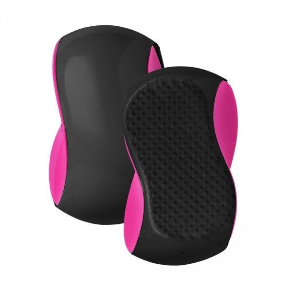 DETANGLER Grip Haarbürste - pink / schwarz 705000