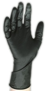Latexhandschuhe BLACK Touch 8151-5053 Hercules-L 1