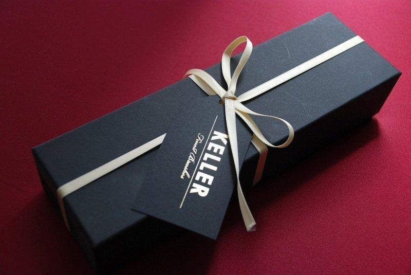 KELLER Exklusive Ebony Line Bürste - traditionell handgefertigt 4
