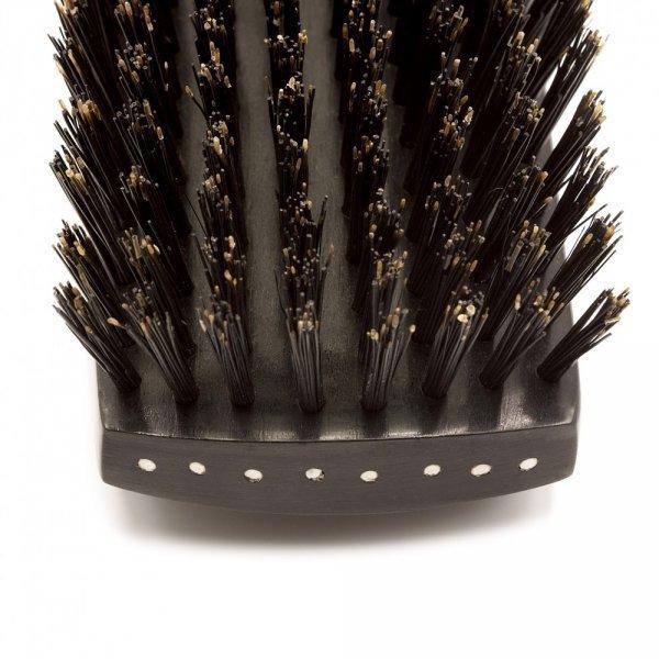 KELLER Exklusive Ebony Line Bürste - traditionell handgefertigt 6