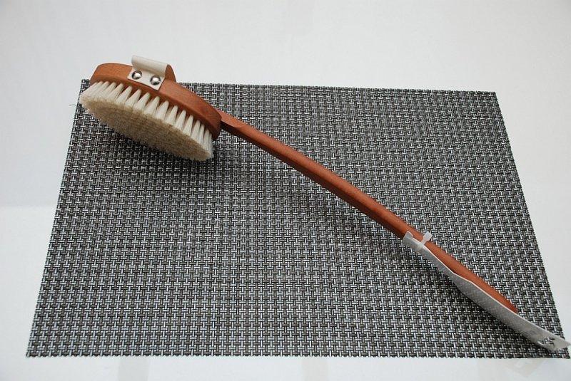 Sauna- und Badbürste KELLER 187 15 36 1