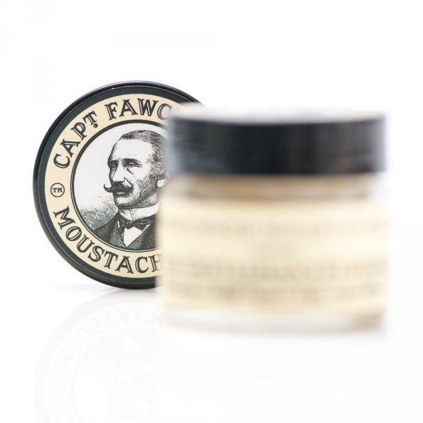 Captain Fawcett Schnurrbartwachs - 15 ml. 2