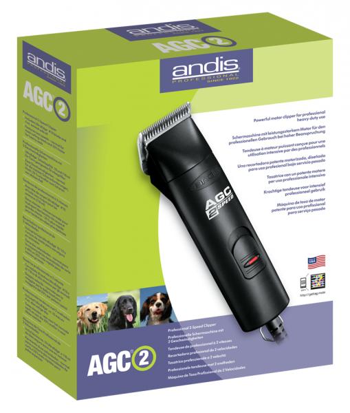 Andis - AGC 2 Geschwindigkeit 3