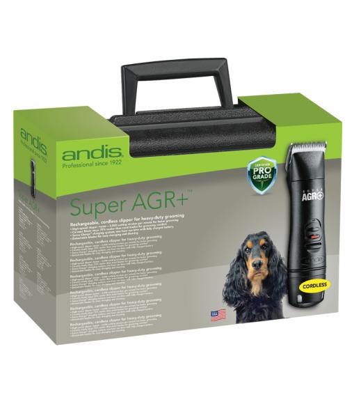 Andis Super AGR + 3