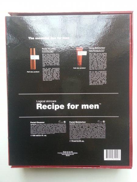 Geschenkset der Männerkosmetik 2