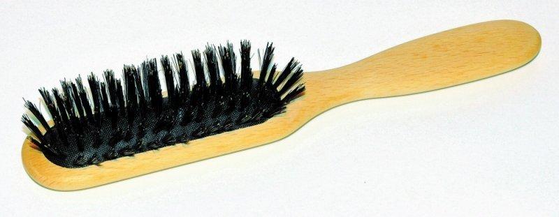 KELLER 127 22 80 Haarbürste - aus Holz