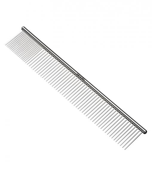 Andis Metallkamm für Fell - einseitig - 25 cm 1