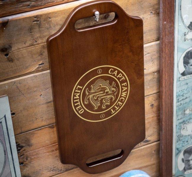 Zweihand-Holzspiegel für Friseure 4