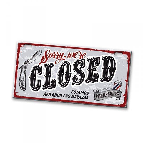 Cedule Open / Close Beardburys