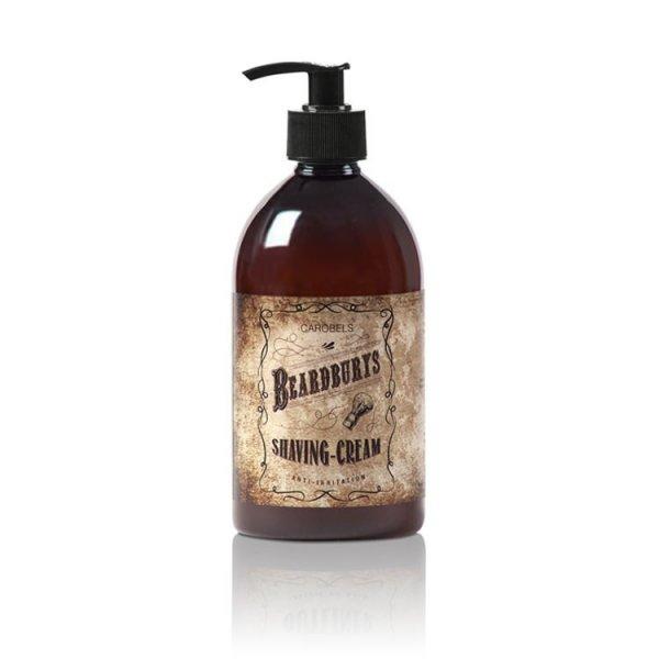 Beardburys Anti-Reiz-Rasierschaum 500 ml.