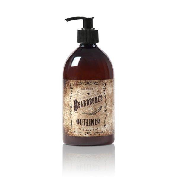 Beardburys Outliner Emulsion - Bartbalsam 500 ml