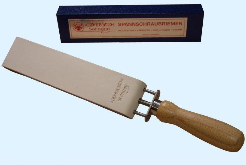 Spanngurt DOVO Solingen 186 210011 - mit Holzgriff 3