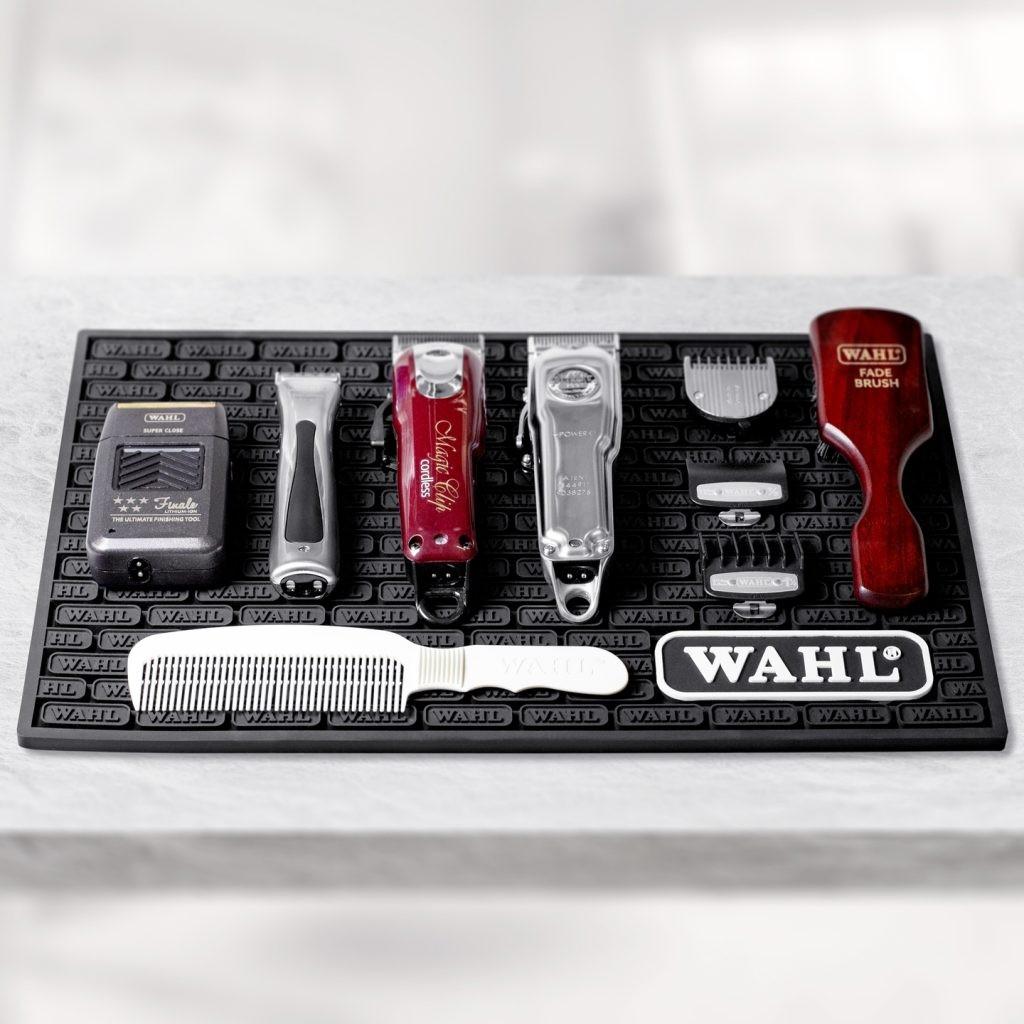 Arbeitsscheibe WAHL 0093-6410 Barber Tool Mat 4