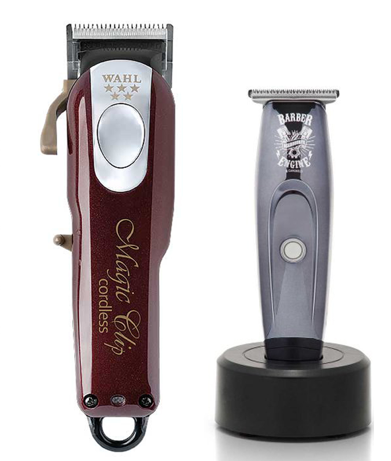 WAHL/BB Simple Barber Set (cordless)