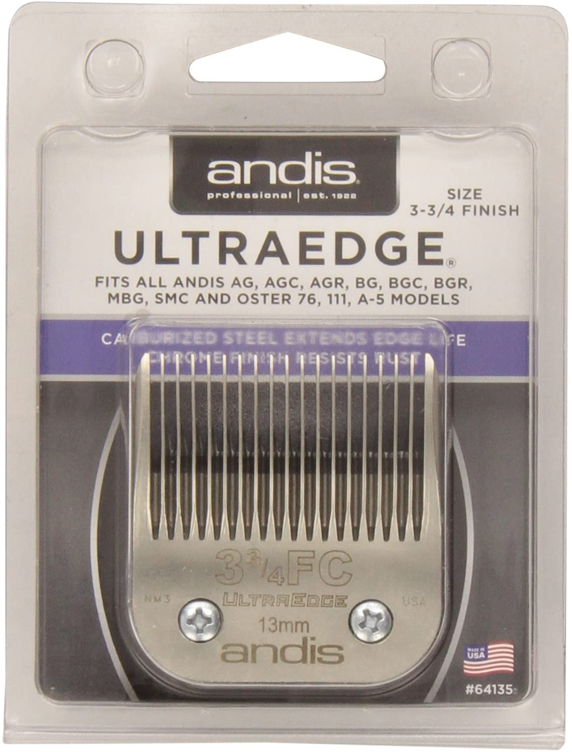 Andis UltraEdge 9,5 mm Schneidkopf 2