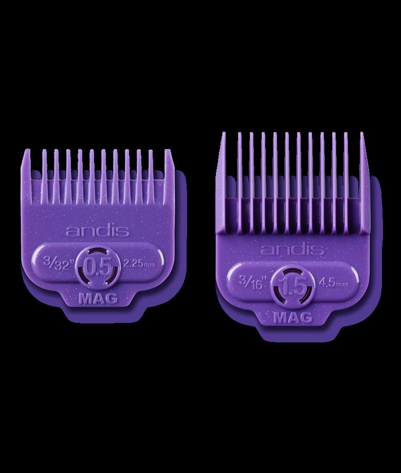 Zusätzliche Magnetkämme ANDIS 66560 - Set mit 2 Stück 2
